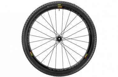 Roda Mavic Crossmax Pro Carbon 29 Lefty Dianteira