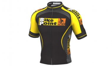 Camisa ERT Team Bike Point