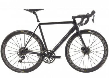 Bicicleta Cannondale Supersix Evo Disc Black Inc 2018