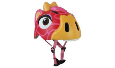 Capacete Crazy Safety Girafa