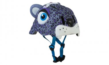 Capacete Crazy Safety Leopardo