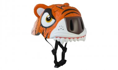 e913f21ee Capacete Crazy Safety Tiger