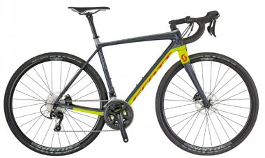 Bicicleta Scott Addict Gravel 30 Disc 2018