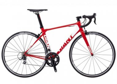 Bicicleta Giant TCR Advanced 3