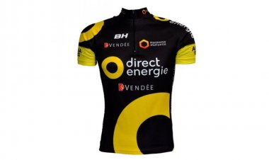 Camisa Sport Xtreme Direct Energie