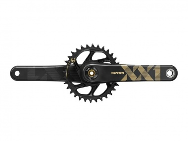 Pedivela Sram XX1 Eagle Gold DUB Boost 34T 175mm