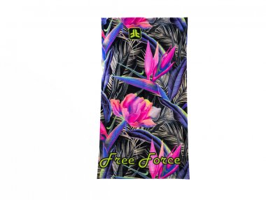 Bandana Free Force Tropical Feminina