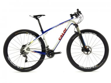 Bicicleta Caloi Elite Carbon Team