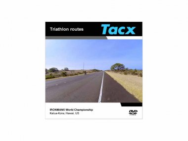 DVD Tacx Ironman Hawaii