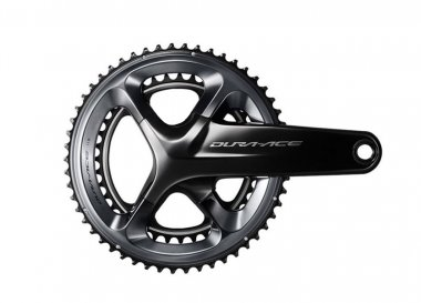 Pedivela Shimano Dura Ace FC-R9100 53-39 175mm