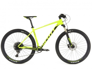 Bicicleta Scott Scale 980 2019