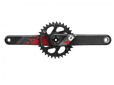 Pedivela Sram X01 Eagle DUB Boost 32T 175mm