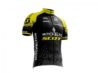 Camisa World Tour Team Scott