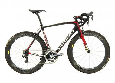 Bicicleta Specialized S-Works Tarmac