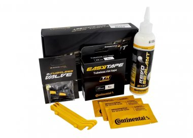 Kit Tubeless Continental Ready Set