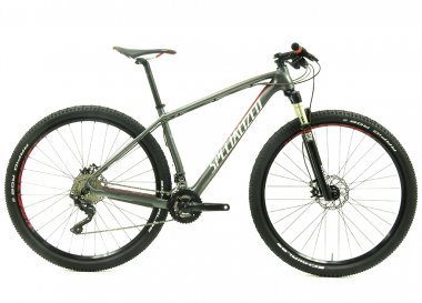 Bicicleta Specialized Stumpjumper Carbon Comp