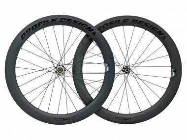 Rodas Profile 58 Twenty Four Full Disc Carbon