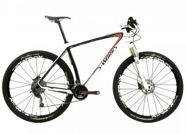 Bicicleta Specialized S-Works Stumpjumper 29