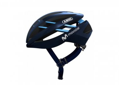 Capacete Abus Aventor Movistar Team