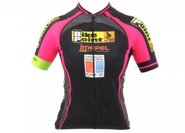 Camisa Bike Point Team Feminino