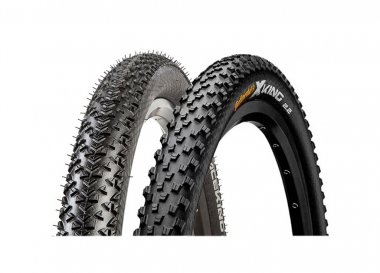 Kit Pneus Continental X-King + Race King 29x2.0 Tubeless