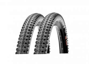 Kit Pneus Maxxis Crossmark II EXO Protection TR 29x2.25
