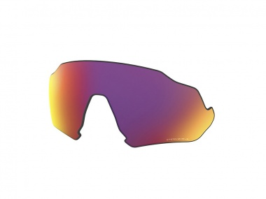 Lente de Óculos Oakley Flight Jacket Prizm Road
