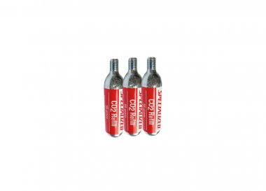 Kit Refil CO2 Specialized Canister 16gr 3 Unidades