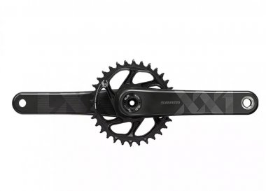 Pedivela Sram XX1 Eagle DUB Boost 34T 170mm
