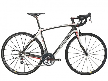 Bicicleta Specialized Roubaix Pro Red Carbon