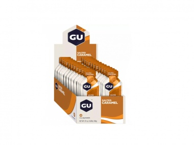 Kit Gel Gu Energy Caramelo 24 unidades