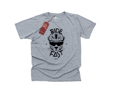 Camiseta Roadall Ride Fast