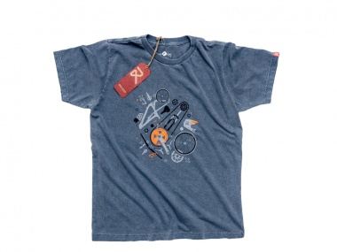 Camiseta Roadall Downhill