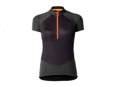 Camisa Mavic Sequence Graphic Feminina