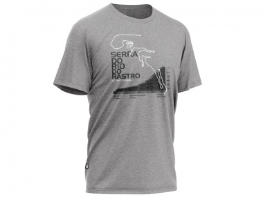 Camiseta Elo Bike Rio do Rastro Altimetria