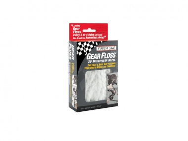 Corda de Limpeza Finish Line Gear Floss