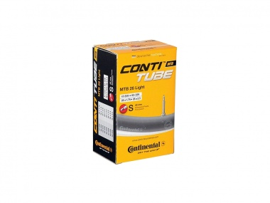 Câmara Continental MTB Light 26x2.25 42mm