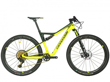 Bicicleta Cannondale Scalpel-Si HI-Mod World Cup