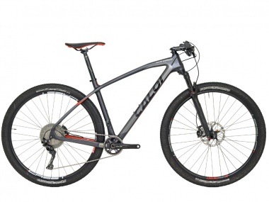 Bicicleta Caloi Elite Carbon Racing XT