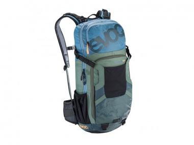 Mochila Evoc Team Free Ride Enduro 16L