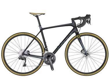 Bicicleta Scott Addict SE Disc Di2 2020