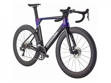 Bicicleta Cannondale SystemSix Carbon Disc Ultegra Di2 2020