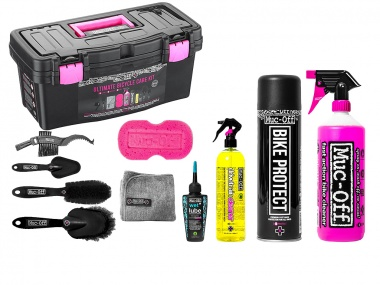 Kit de Limpeza Muc-Off Ultimate Bicycle 11 em 1