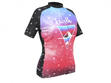 Camisa Ert Tour Earth Feminina