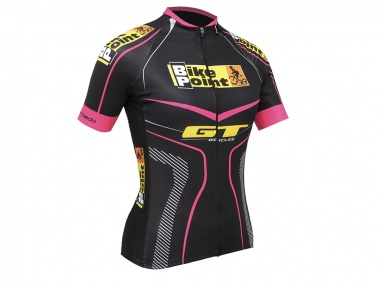 Camisa Bike Point Team GT Feminino