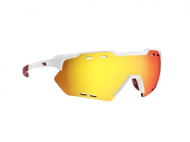 Óculos HB Kit Shield Compact Road Multi Red 3 Lentes
