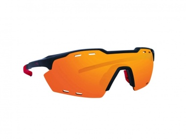 Óculos HB Kit Shield Compact Mountain Multi Red 3 Lentes