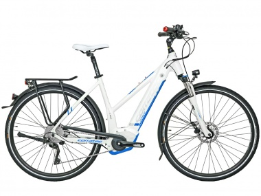 Bicicleta Corratec E-Power 28 Sport CX 10S Trapez