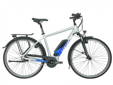 Bicicleta Corratec E-Power Urban 28 AP4 8S Gent