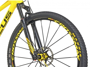 Bicicleta Focus Raven Carbon Eagle 12 vel Gold